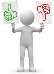 Vorteile und Nachteile bei einem Gemeinschaftskonto